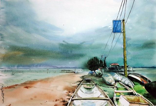 Phá Tam Giang – Trần Hữu Nhật – Việt Nam