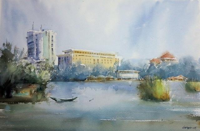 Sông Hương – Bình Chu – Việt Nam