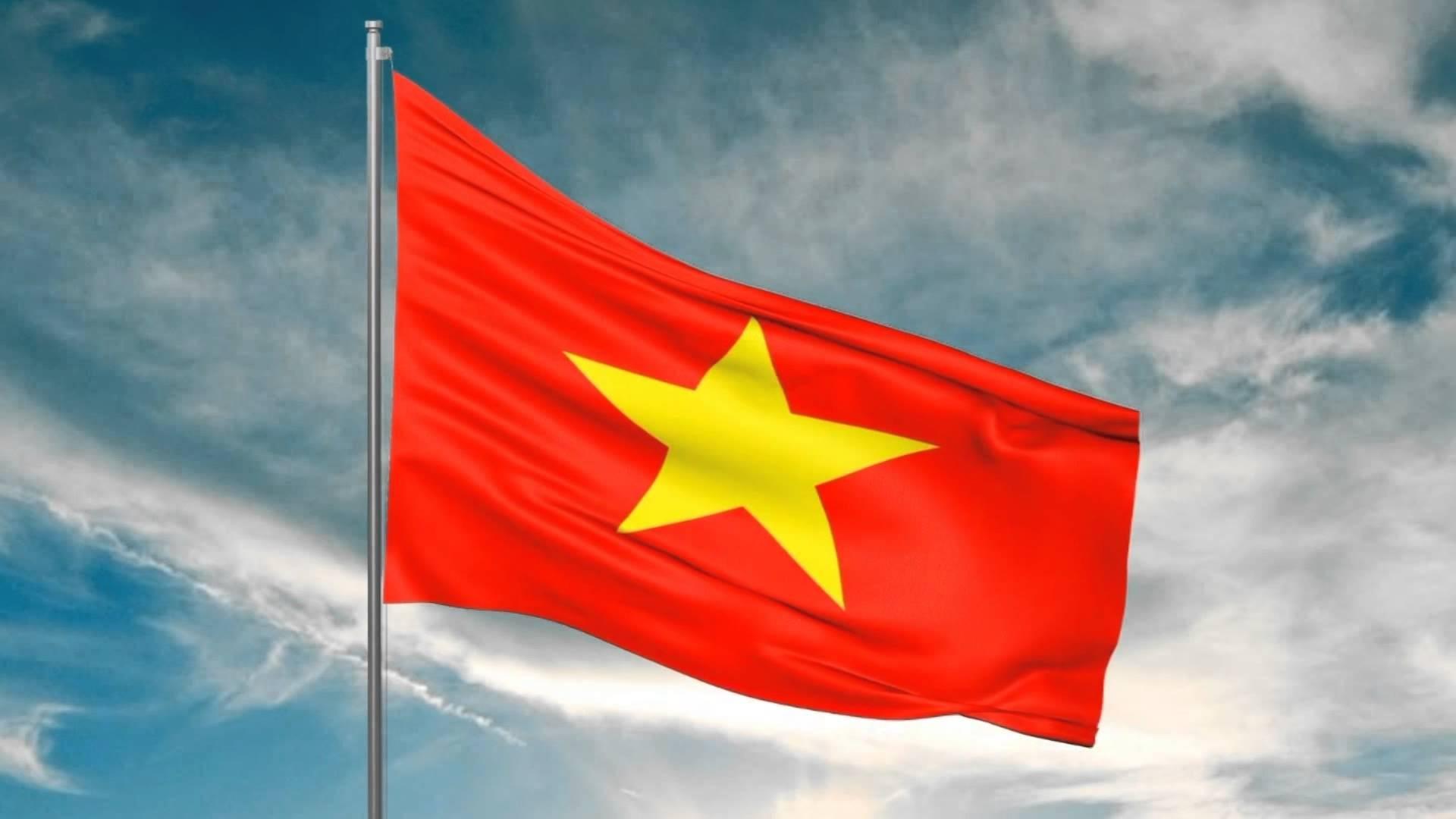 Dự kiến 1000 lá cờ Tổ quốc sẽ được khoa Giáo dục Chính trị, trường Đại học Sư phạm Huế trao cho quần đảo Trường Sa vào tháng 3/2017