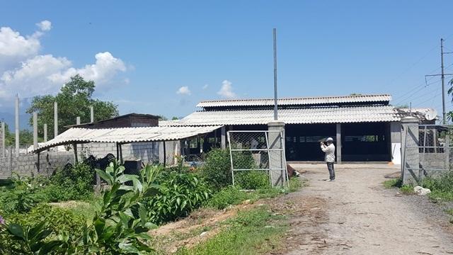 Lò mổ tập trung Chân Mây cho 4 xã, thị trấn ở huyện Phú Lộc