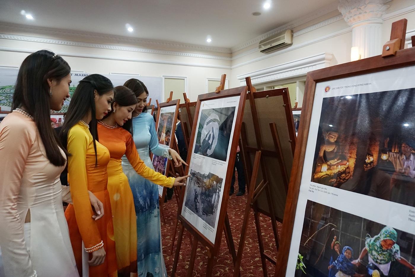Nhiều nền văn hóa, con người, môi trường sống của các quốc gia trong khu vực ASEAN sẽ được giới thiệu qua triển lãm
