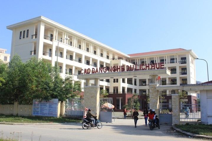 Các cơ sở học, thực hành hiện đại của trường Cao đẳng nghề Du lịch Huế