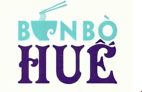 Logo của Nhãn hiệu Bún bò Huế