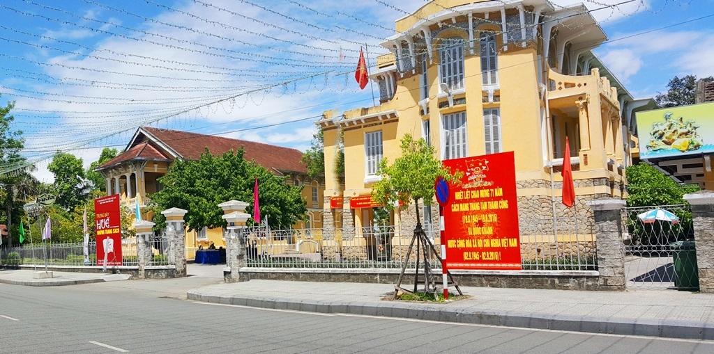 Bảo tàng Văn hóa Huế sẽ được đầu tư nâng cấp lên Bảo tàng Mỹ thuật Huế - điểm nhấn đặc sắc nhất trên đường Lê Lợi