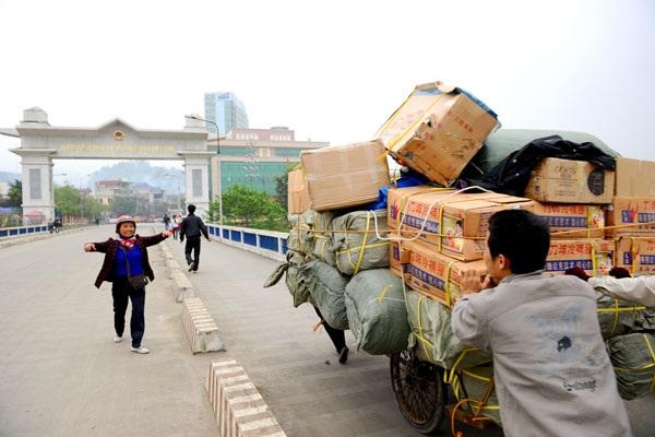 Nhập siêu từ Trung Quốc tăng rất mạnh trong thời gian qua
