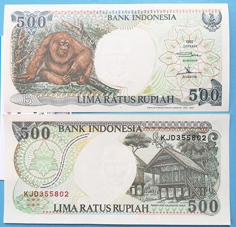 Đồng tiền con khỉ của Indonesia được bán ra với giá 120.000 đồng
