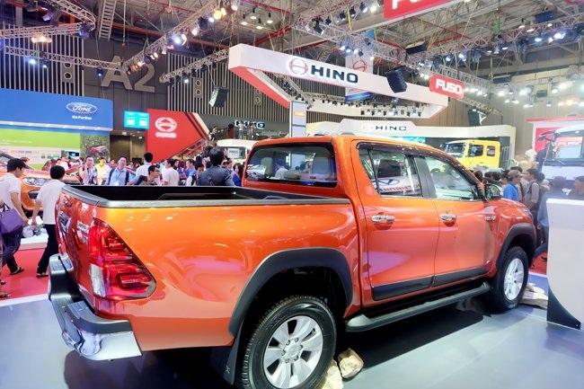 Xe bán tải đang được tiêu thụ mạnh tại Việt Nam, tháng 6 vừa qua theo VAMA dòng xe này có doanh số bán cao nhất thị trường
