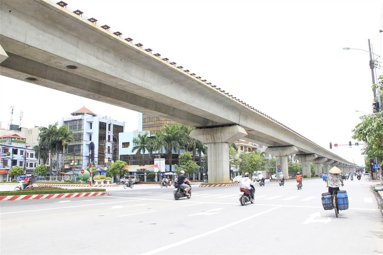 Hà Nội kêu gọi vốn tư nhân làm 4 đường sắt trên cao từ nay đến năm 2020 (ảnh minh họa)