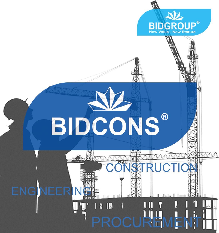 BIDCONS, một doanh nghiệp Việt vừa trúng thầu dự án triệu USD xây dựng hạng mục trong tổ hợp của Samsung Display tại Bắc Ninh