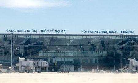 Sân bay quốc tế Nội Bài nằm trong danh sách tăng phí