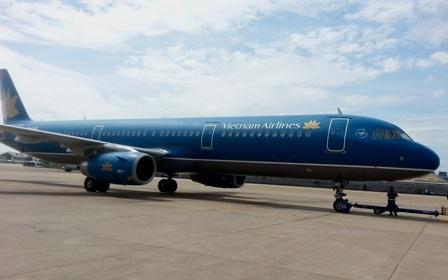 Nhiều mức giá ưu đãi đặc biệt trên các đường bay nội địa và quốc tế được Vietnam Airlines áp dụng từ 15/8