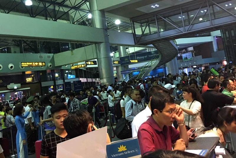 Sự cố an ninh mạng xảy ra tại sân bay quốc tế Nội Bài và Tân Sơn Nhất chiều 29/7