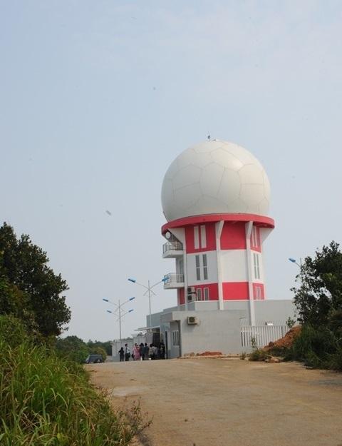 Trạm radar thứ hai được xây dựng trên núi Sơn Trà - Đà Nẵng