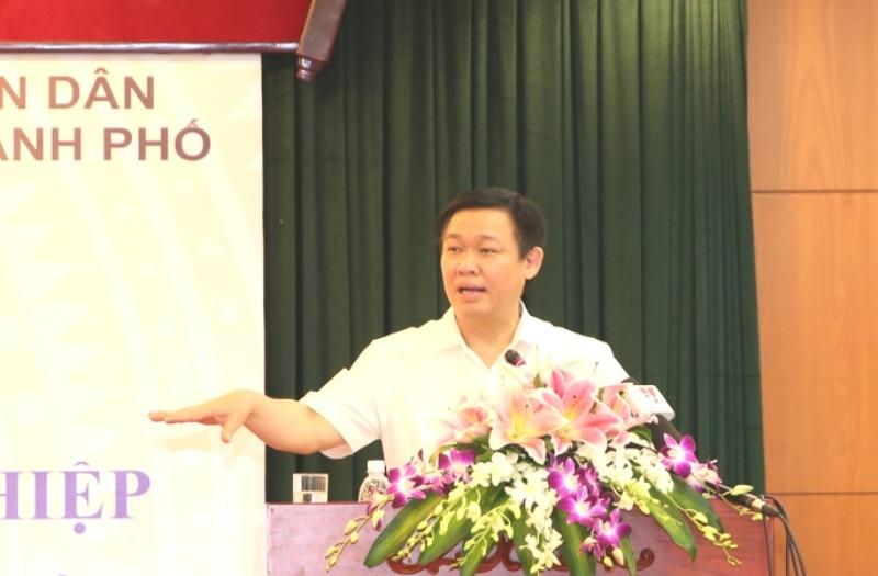 Phó Thủ tướng Vương Đình Huệ yêu cầu xử lý nghiêm cán bộ công chức gây nhũng nhiễu cho ngườ dân và doanh nghiệp