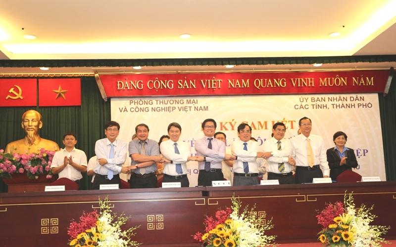 Các tỉnh và thành phố phía Nam cam kết tạo lập môi trường kinh doanh thuận lợi cho doanh nghiệp, thực hiện Nghị quyết 35/NQ-CP