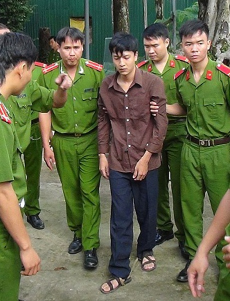 Nguyễn Hải Dương, kẻ chủ mưu và trực tiếp sát hại 6 người