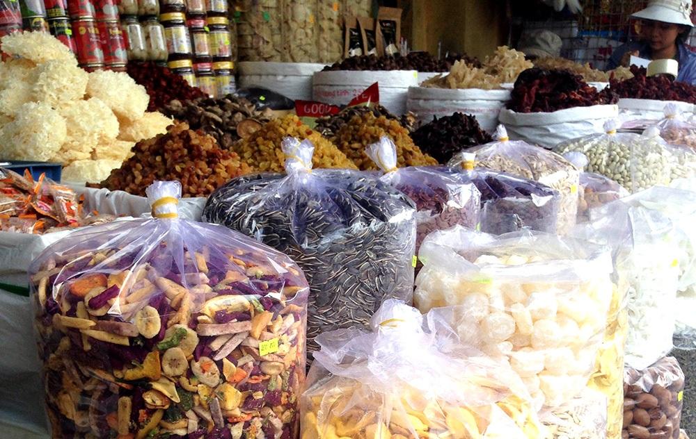 Rất khó tìm được nguồn hàng đầy đủ thông tin cần thiết cho người tiêu dùng tại nhiều chợ trên địa bàn thành phố