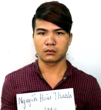 Đối tượng Nguyễn Hoài Thanh