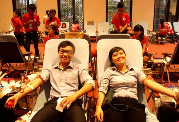 """""""Hành trình đỏ"""" không chỉ là hoạt động hiến máu nhân đạo mà chương trình còn mang sứ mệnh của một hành trình lịch sử kết nối tinh thần đoàn kết dân tộc bằng nghĩa cử cao đẹp hiến máu cứu người"""