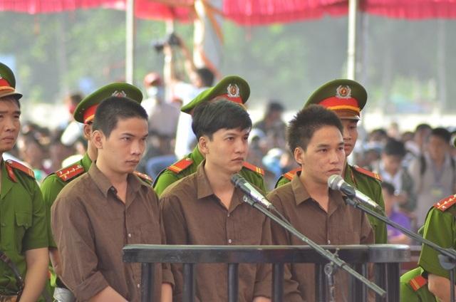 Vũ Văn Tiến, Nguyễn Hải Dương và Trần Đình Thoại