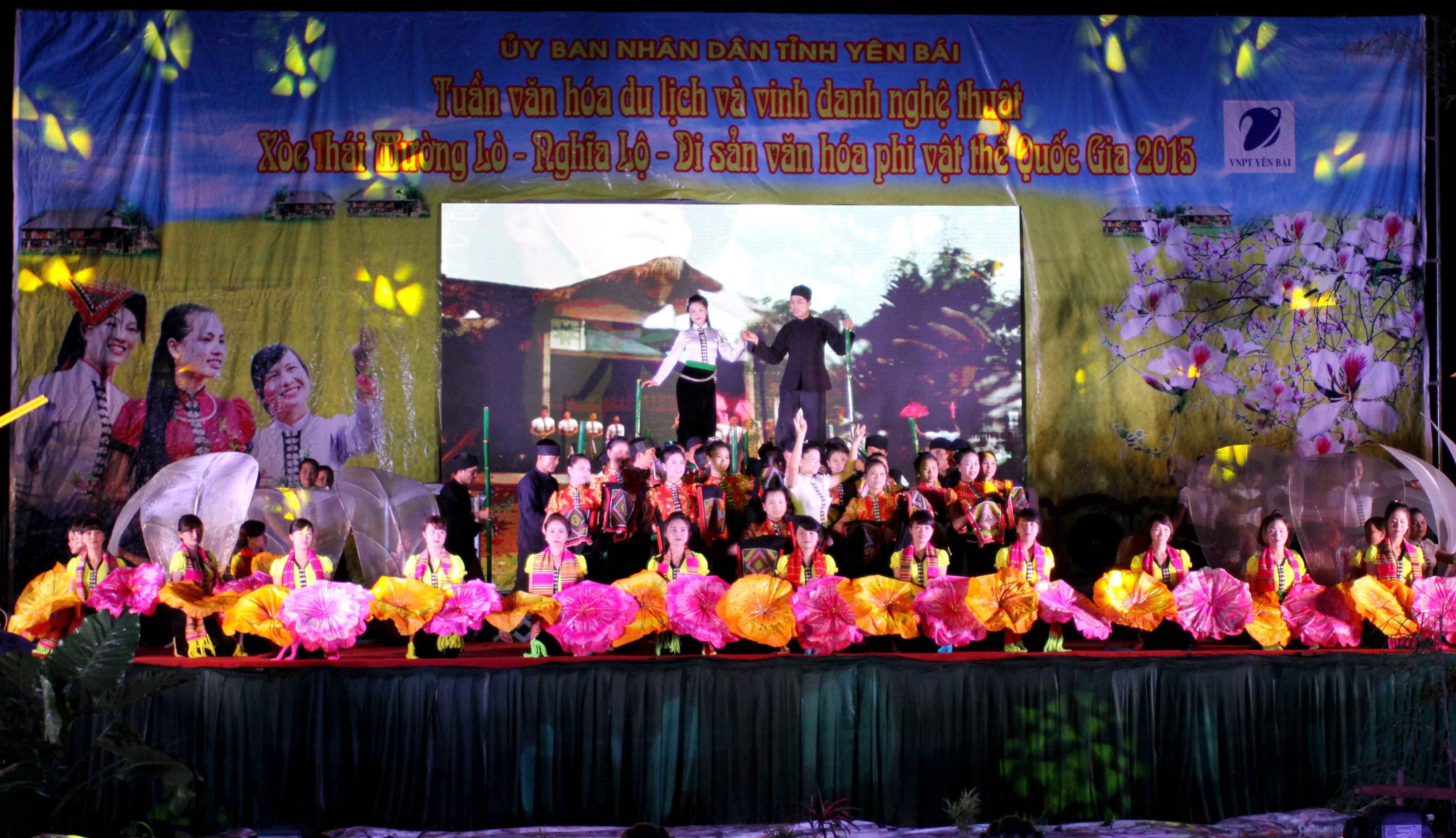 Xòe Thái trở thành Di sản Văn hóa phi vật thể cấp Quốc gia - 3