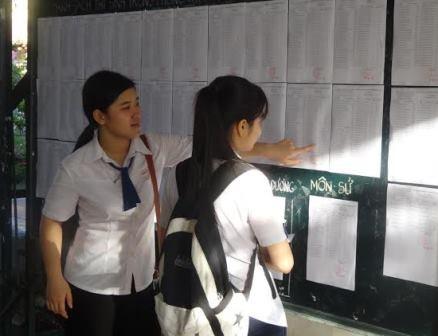 Năm nay Cần Thơ có 5023 thí sinh trúng tuyển vào lớp 10 THPT.