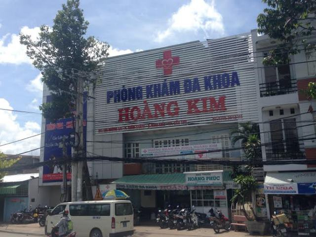 Phòng khám Hoàng Kim bị phạt mút khung 100 triệu đồng và rút giấy phép 3 tháng