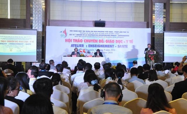 Pháp hỗ trợ nhiều tỉnh, thành của Việt Nam phát triển Y khoa - 1