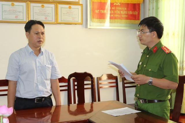 Cơ quan điều tra đọc lệnh bắt đối với Dương Minh Tâm, Phó Chánh thanh tra hôm 15/9