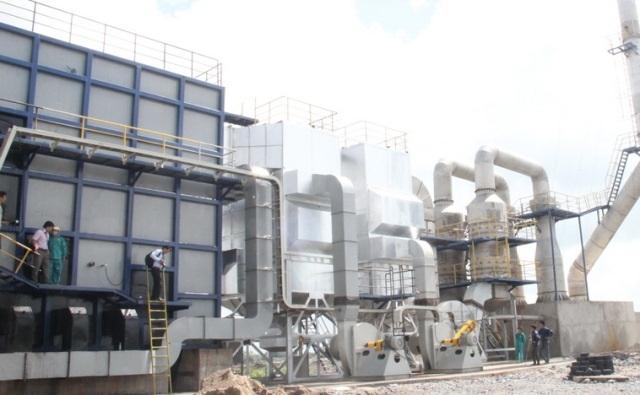 Nhà máy xử lý rác thải bằng công nghệ lò đốt- Công nghệ Châu Âu