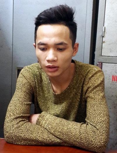 """Bộ đôi cướp giật chuyên """"ăn hàng"""" trên đường Nguyễn Trãi - 1"""