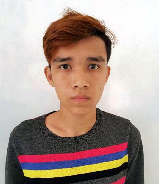 Đối tượng Nguyễn Anh Tuấn.