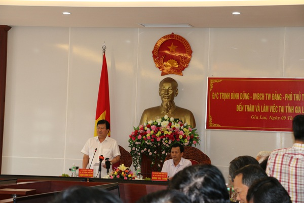 Phó Thủ tướng chỉ đạo xử lý về công trình sai lầm thế kỷ