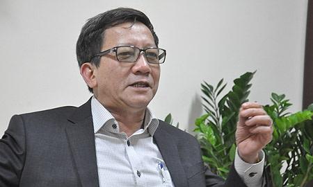 Ông Nguyễn Hiệp Thống - Phó Giám đốc Sở GD&ĐT Hà Nội: Tạm đình chỉ không có nghĩa là đuổi.
