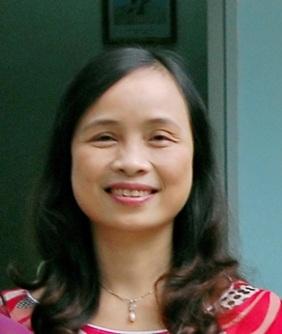 Bà Hồ Thị Cẩm Bình - Trưởng Phòng Giáo dục Tiểu học (Sở GD&ĐT Đà Nẵng).