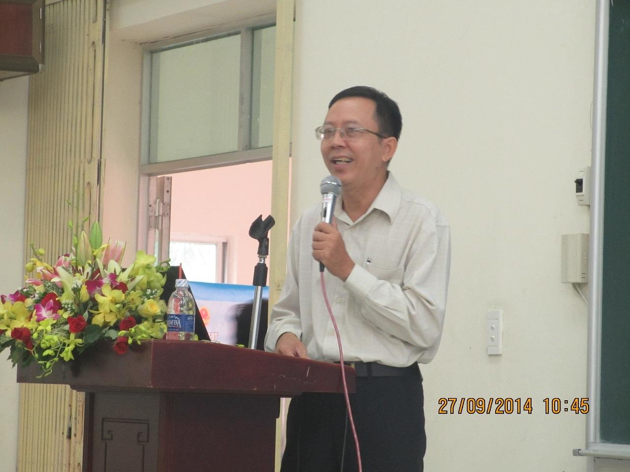 Ông Phạm Ngọc Tiến Phó Trưởng Phòng Giáo dục Trung học- Sở GD&ĐT TP Hồ Chí Minh (ảnh: website Sở GD&ĐT TPHCM)