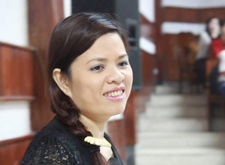 TS Vũ Thu Hương