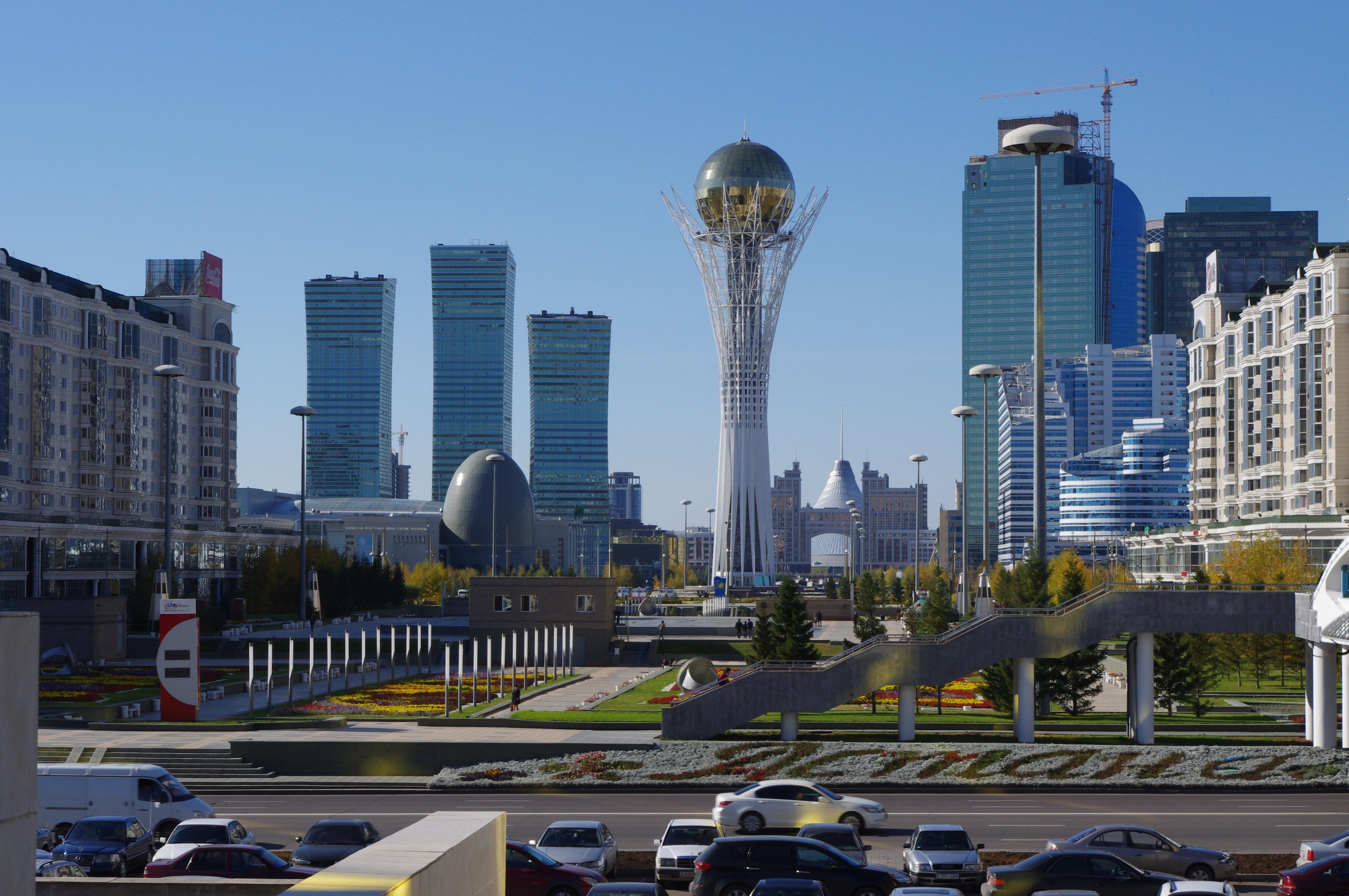 3 suất học bổng Đại học tại Kazakhstan năm 2016 - 1