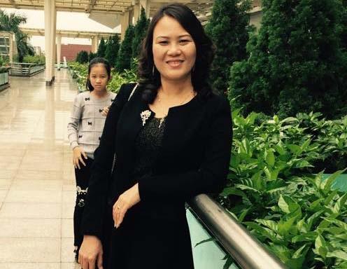 Cô Đoàn Thị Hồng Thủy