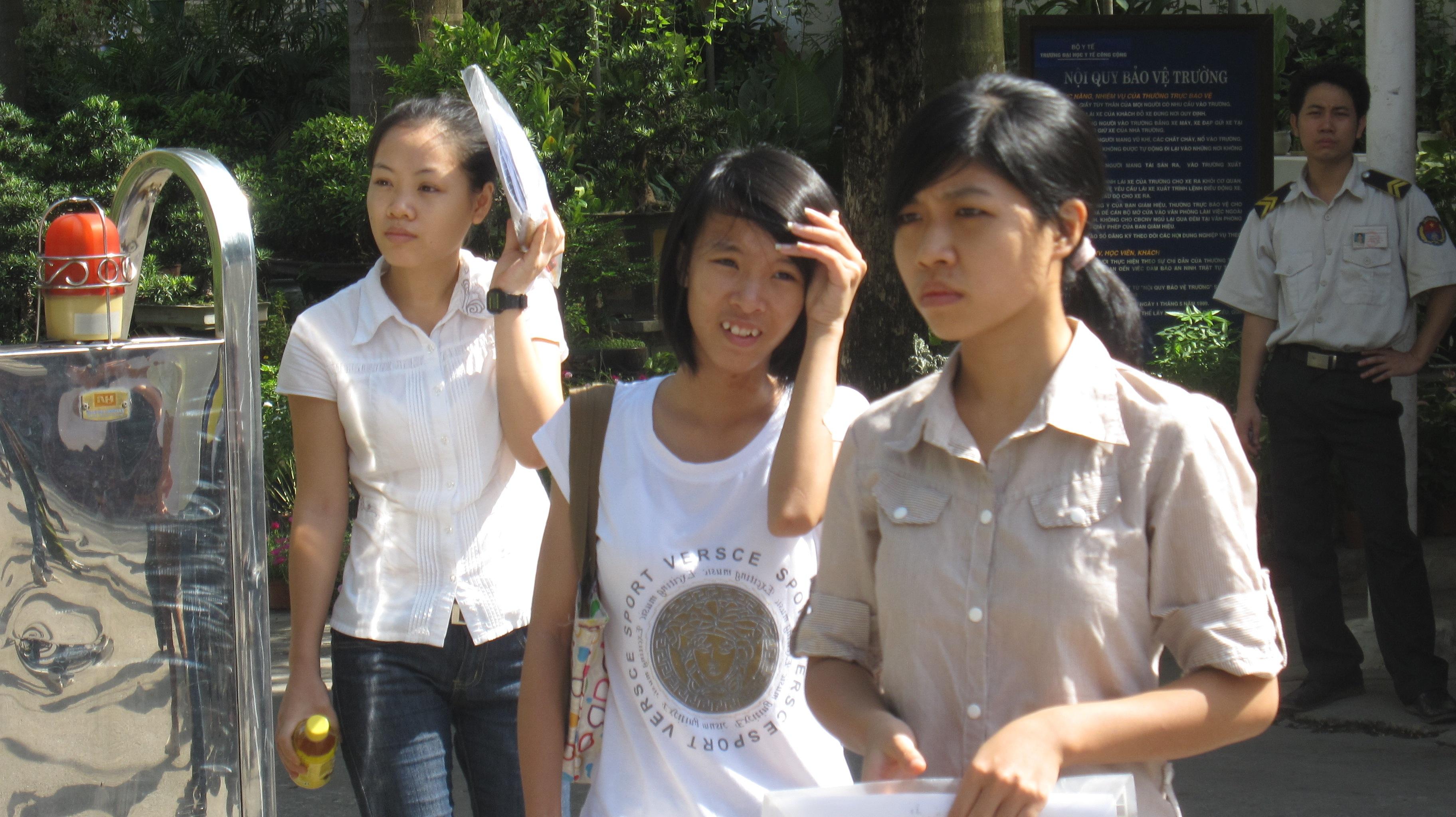 Ngày 23/4, Sở GD&ĐT Hà Nội sẽ khảo sát kiến thức THCS trên toàn thành phố (ảnh: minh họa)