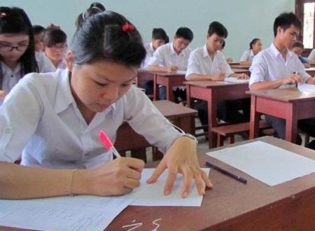 Theo Sở GD&ĐT, việc quản lý phòng thi có thí sinh chỉ xét tốt nghiệp rất quan trọng (ảnh minh họa)