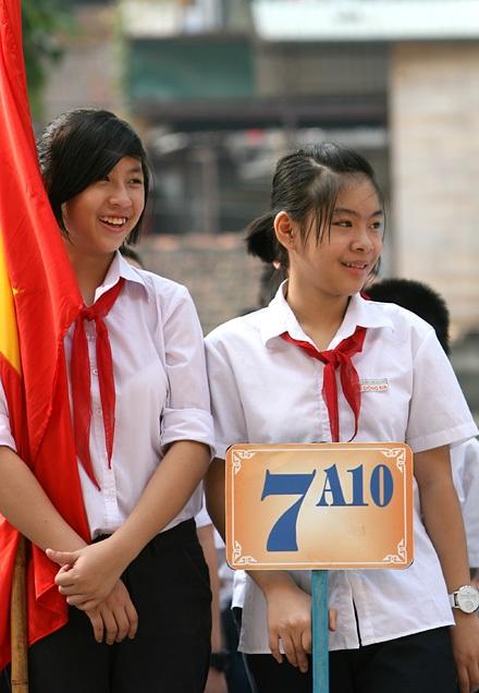 Hà Nội bắt đầu tuyển sinh trực tuyến từ năm 2016 (ản minh họa)