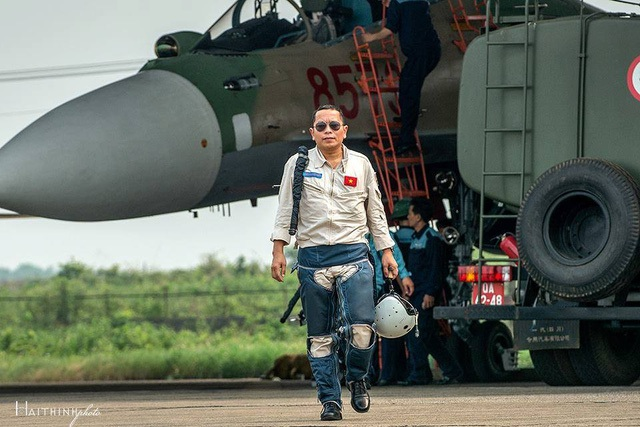 Đại tá Trần Quang Khải.