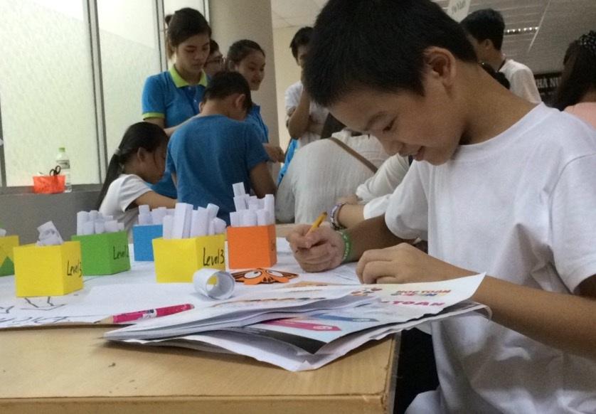 Để trẻ em say mê học toán, theo GS Ngô Bảo Châu, đó là cả một nghệ thuật
