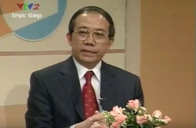 GS Trần Văn Nhung (ảnh: NVCC)