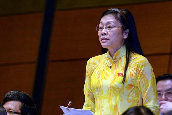 Đại biểu Lê Minh Hiền lo ngại tình trạng chết người trong quá trình tạm giam, tạm giữ