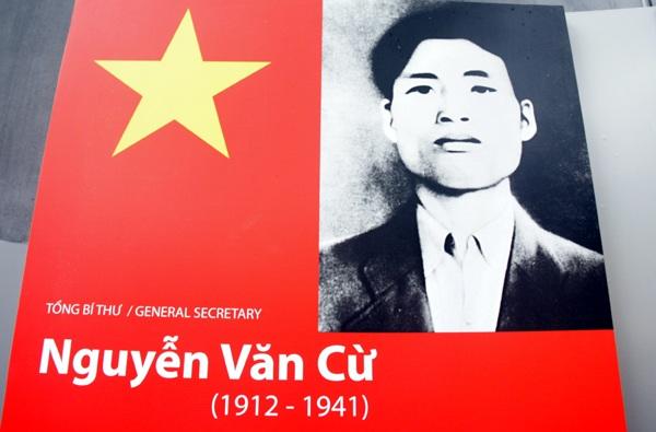 Tổng Bí thư Nguyễn Văn Cừ sinh năm 1912 tại xã Phù Khê, huyện Từ Sơn, tỉnh Bắc Ninh. Tháng 6/1929, đồng chí được kết nạp vào Đông Dương Cộng sản Đảng. Năm 1938, đồng chí được bầu giữ cương vị Tổng Bí thư Đảng Công sản Đông Dương.