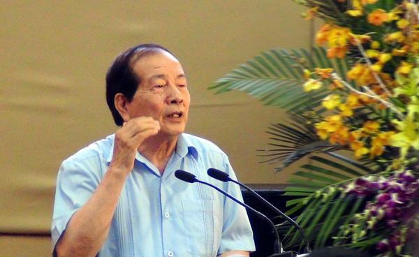 Ứng viên Nguyễn Hữu Thỉnh hứa sẽ đưa những vấn đề nóng bỏng mà nhân dân bức xúc vào nghị trường.