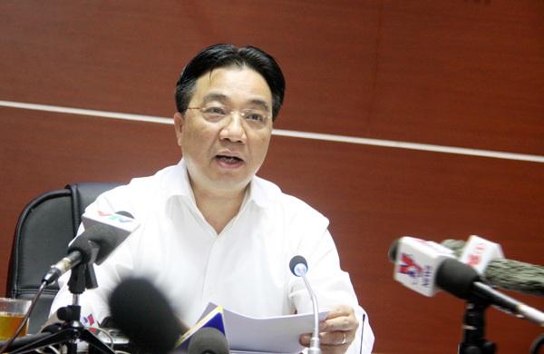 Ông Vũ Văn Viện khẳng định không hạn chế người dân sử dụng phương tiện cá nhân