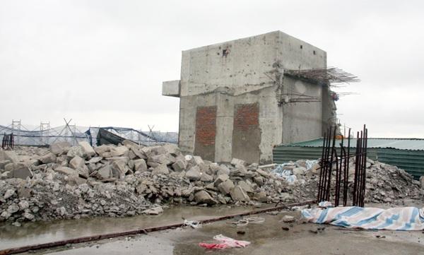 Sau khi những sai phạm ở tòa nhà 8B Lê Trực được chỉ rõ, ngày 21/11/2015, chủ đầu tư chính thức phá dỡ phần sai phạm của tòa nhà, dưới sự giám sát của quận Ba Đình và Sở Xây dựng Hà Nội.